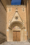 Saint Giustino Cathedral Image stock