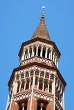 Saint Gotthard of Hildesheim Church in Milan Royalty Free Stock Image