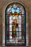 Saint Great Martyr George - Sfantul Gheorghe Stock Photos