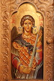 Saint Great Martyr George - Sfantul Gheorghe Royalty Free Stock Photo