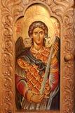 Saint Great Martyr George - Sfantul Gheorghe Royalty Free Stock Photo