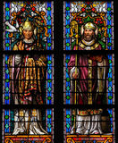 Saint Gregor and Saint Ambrose Royalty Free Stock Photo