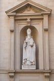 Saint Gregorius in Vatican stock photo