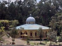 Saint Gregory Ethiopian Orthodox Church Monastery em Addis Ababa fotografia de stock royalty free