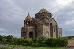 Saint Hripsime Church, medieval UNESCO list church in Echmiadzin Stock Photography