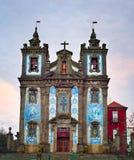 Saint Ildefonso church, Porto Stock Photography