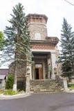 Saint Ilie church. The Saint Ilie church from Sinaia city , Romania Royalty Free Stock Image
