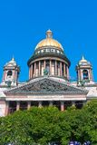 Saint Isaac Cathedral Royalty Free Stock Photos