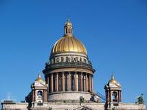 Saint Isaac Cathedral in Saint Petersburg Royalty Free Stock Photos