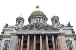 Saint Isaac Cathedral. Royalty Free Stock Photography
