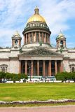 Saint Isaac Cathedral Royalty Free Stock Photo