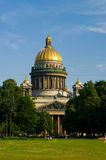 Saint Isaac's Cathedral Royalty Free Stock Photography
