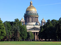 Saint Isaac's Cathedral Stock Photo