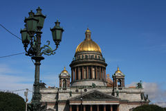 Saint Isaac's Cathedral Royalty Free Stock Image