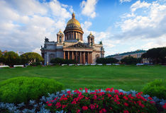 Saint Isaac's Cathedral Stock Photos