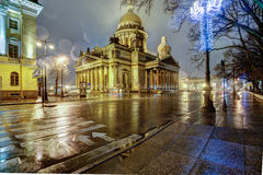 Saint Isaac's Cathedral Royalty Free Stock Images