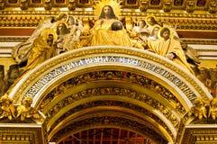 Saint Isaac's Cathedral Stock Photo