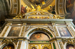 Saint Isaac's Cathedral Stock Image