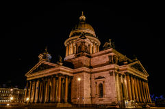 Saint Isaac's Cathedral Royalty Free Stock Photo