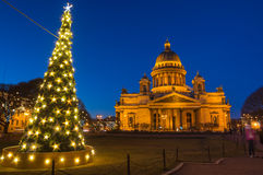 Saint Isaac`s Cathedral Royalty Free Stock Photography