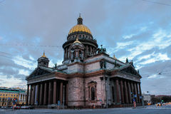 Saint Isaac's Cathedral Royalty Free Stock Photos