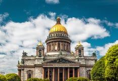 Saint Isaac's Cathedral, Saint Petersburg Royalty Free Stock Photo