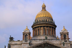 Saint Isaac's Cathedral, Saint-Petersburg Royalty Free Stock Image