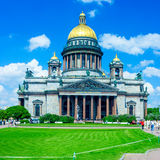 Saint Isaac's Cathedral, St. Petersburg Stock Photography
