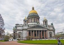 Saint Isaac's Cathedral Stock Image