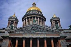 Saint isaacs cathedral Royalty Free Stock Photos