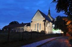 Saint Jacob church Sandomierz Stock Photos