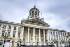 Saint Jacques-sur-Coudenberg in Brussels, Belgium Royalty Free Stock Photos