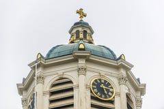 Saint Jacques-sur-Coudenberg in Brussels, Belgium Stock Photos