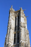 Saint-Jacques Tower, Paris Royalty Free Stock Image