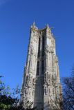Saint-Jacques Tower, Paris Stock Photo