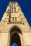 The Saint -Jacques tower, Paris, France. Royalty Free Stock Images
