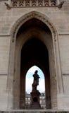 Saint-Jacques Tower - Paris Stock Images