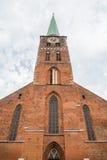 Saint Jakobi Church in Luebeck, Germany Royalty Free Stock Photography