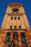 Saint Jakub church in Barcin Stock Photography