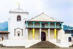 Saint James the Apostle Church in Santiago Atitlan - Guatemala Royalty Free Stock Photo