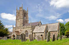 Saint James Church, Avebury Stock Photography