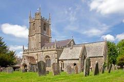 Saint James Church, Avebury Stock Photography