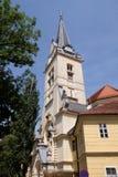 Saint James church in Ljubljana Royalty Free Stock Images