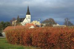 Saint James church in Praha Stock Images