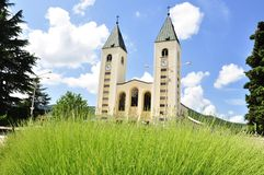 Saint James Church (St. Jakov) Medjugorje - Hotel Pansion Porta - Bosnia Herzegovina - Creative Commons by gnuckx