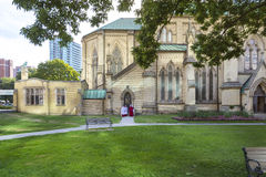 Saint James church in Toronto Royalty Free Stock Photos