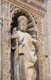 Saint James the Greater at the Saint Thomas Church of Haro, La R Stock Image