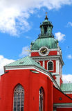 Saint James's Church in Stockholm, Sweden Royalty Free Stock Photos