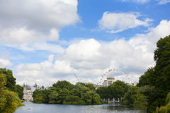 Saint James's Park, London Stock Images