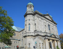 Saint-Jean-Baptiste Church Royalty Free Stock Images